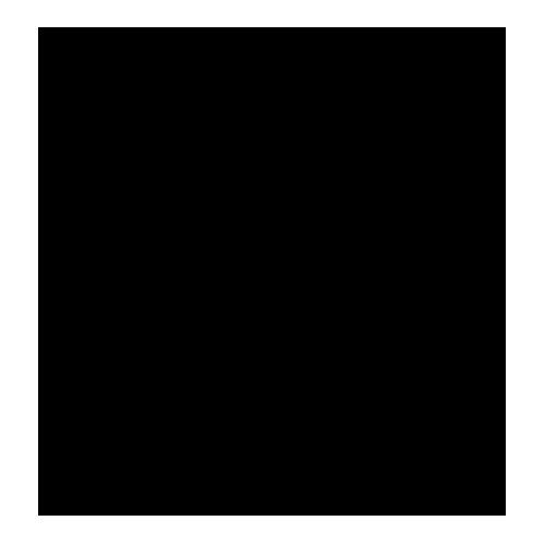Technische Zeichnung eines Constaled LED-Spots